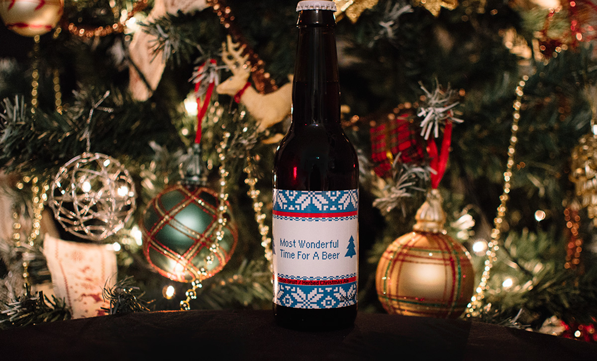 Het Uiltje Cervezas de Navidad
