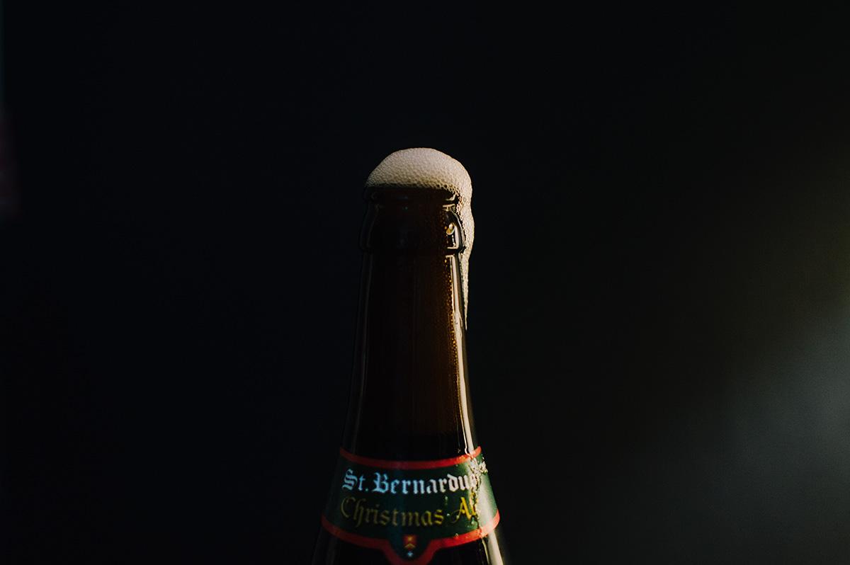 Cervezas de Navidad belgas