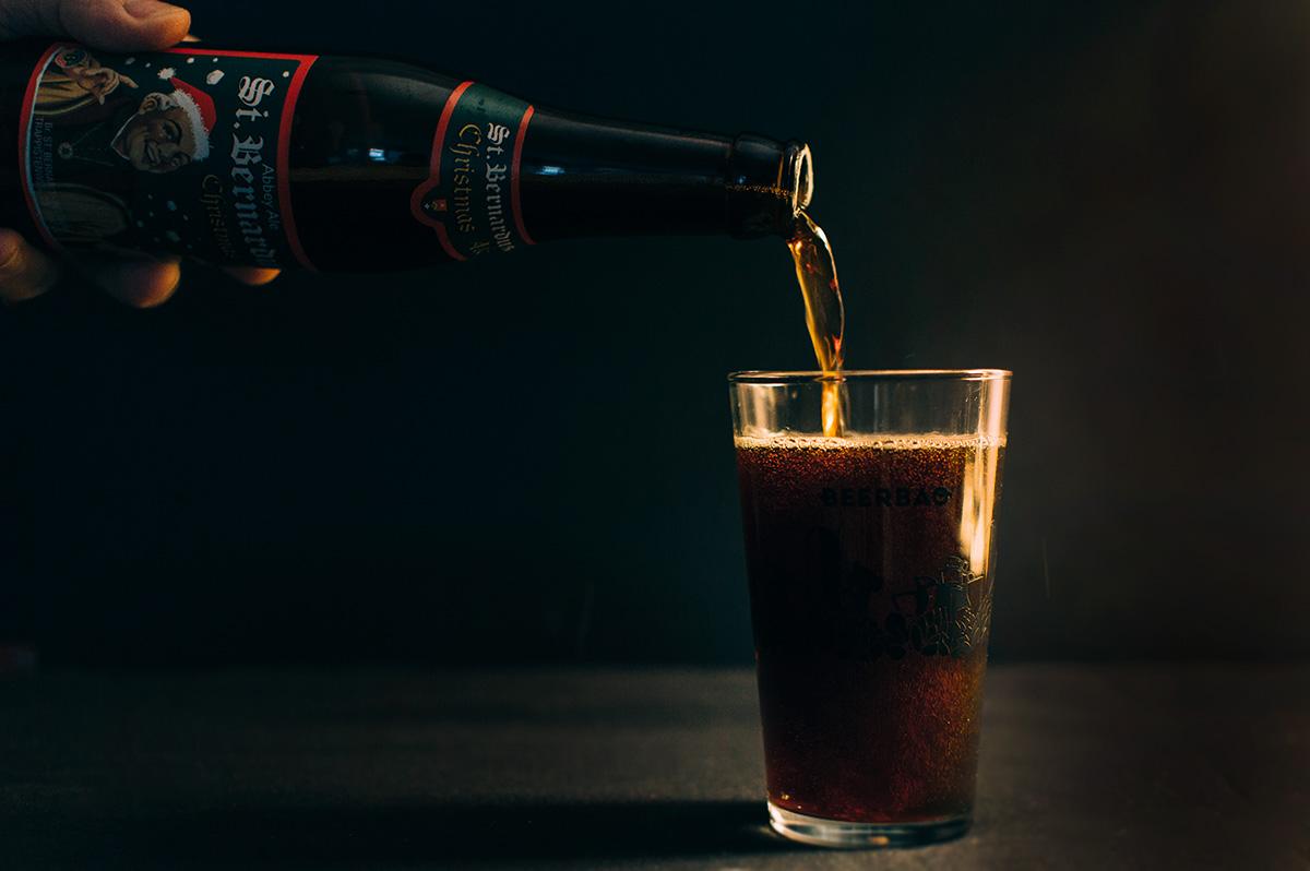 Cervezas de Navidad St Bernardus Christmas