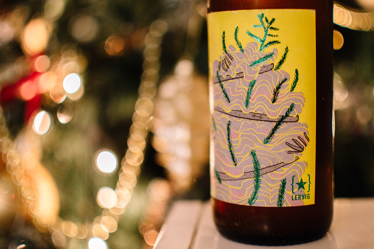 Cervezas de Navidad Lervig
