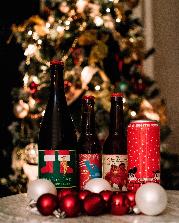 Mikkeller cervezas de navidad